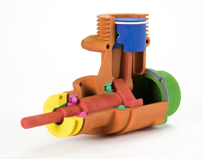 Z-Corp motor