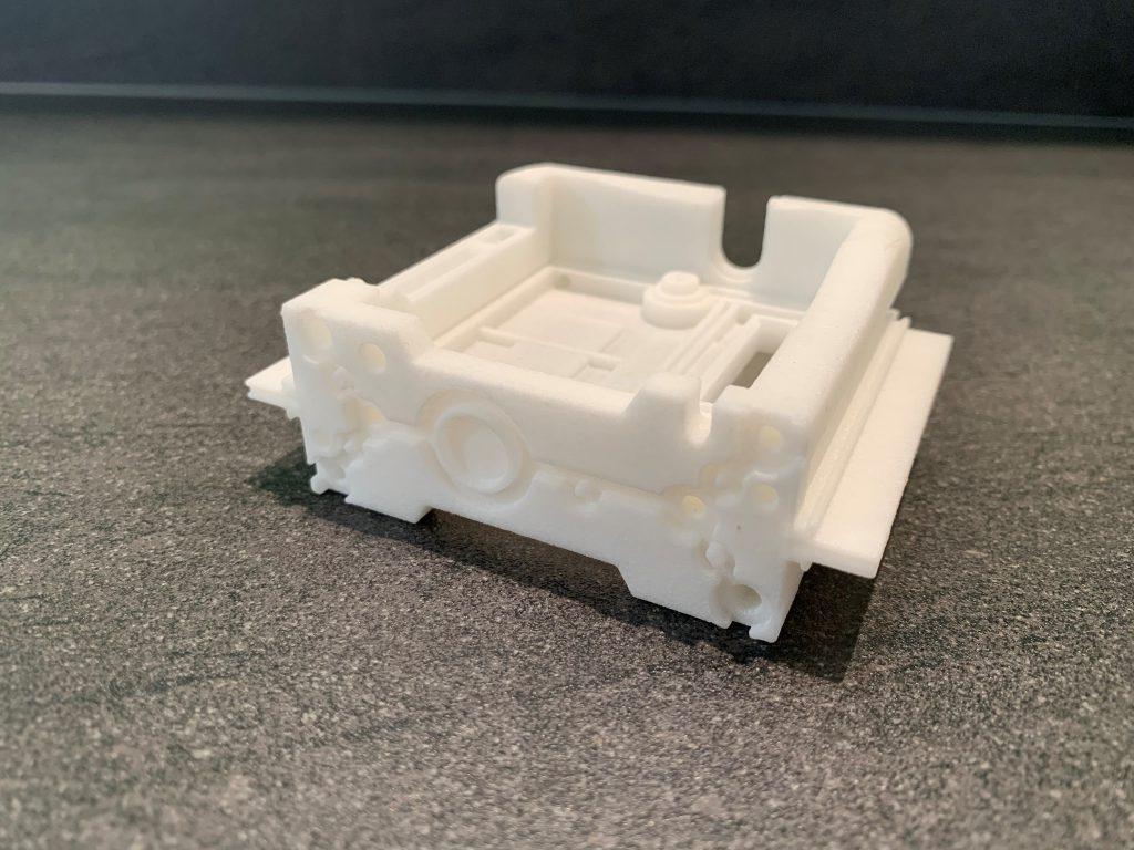 3D print technieken SLS PA12