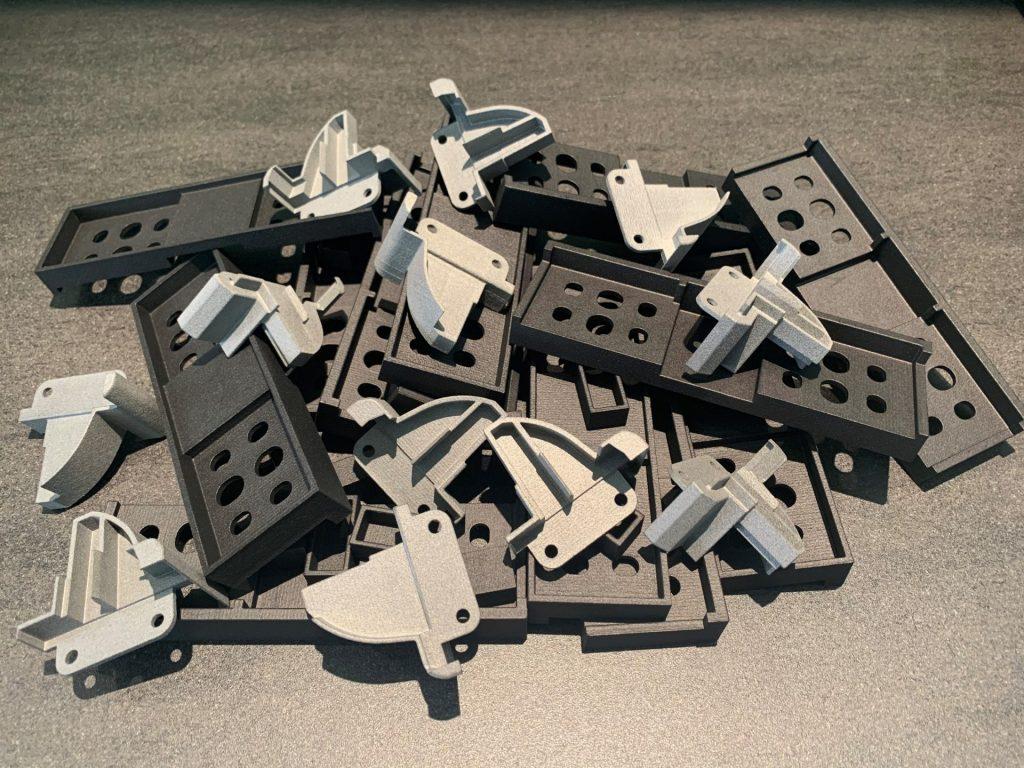 3D printen machine onderdelen
