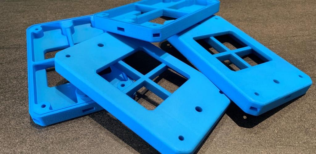 Machine onderdelen 3D printen